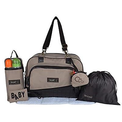 Baby On Borad bolsa a bebé Daily Premium Cappuccino