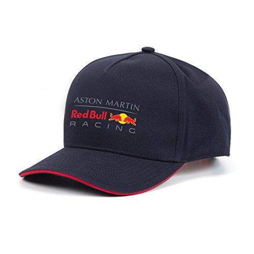 Aston Martin Red Bull Racing 2018F1Team Classic Cap Baseball Mütze Erwachsene...