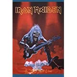 iron maiden fear of the dark live POSTERFLAGGE