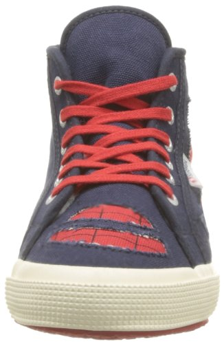 Chaussures Le Superga - Cartoon 2095-spiderman 2 Cobj - Enfants SPIDERMAN BLUE