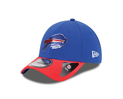 New Era 2015 NFL Draft 39THIRTY Stretch Fit Cap Small/Medium blau