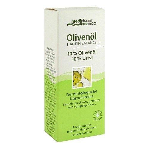Peau en équilibre Huile d'Olive Crème pour le corps 10% 200 ml