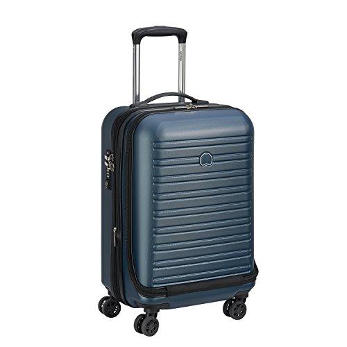 DELSEY PARIS Segur Bagage cabine, 55 cm, 48 litres, Bleu