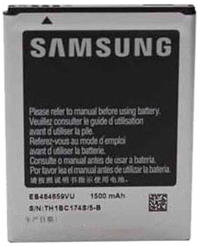 Samsung 23140091 Original & Neu EB484659VU - Li-Ion - 1500 mAh für Samsung i8150 Galaxy W / S8600 Wave 3 / S5690 xCover / i8350 Omnia W(Frustation free Packaging)