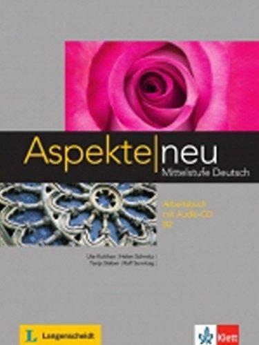 Aspekte. Arbeitsbuch. Per le Scuole superiori. Con DVD-ROM. Con espansione online: Aspekte neu b2, libro de ejercicios + cd
