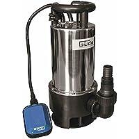 Güde 94634 Schmutzwassertauchpumpe GS1102 PI, 1100 W, 230 V, Blau