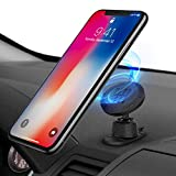 Ringke Gear Car Mount Support Magnétique Voiture avec Universal Safe Puissant Aimant Néodyme 360 ° Rotation Grip Support Téléphone Voiture pour Apple, iPhone, Samsung, Galaxy, Google, Huawei, Xperia