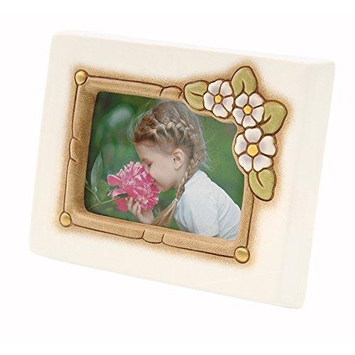 Thun primavera portafoto, ceramica, variopinto