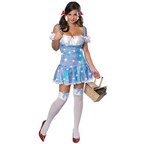 Sexy Dorothy Kostüm - Dorothy Kostüm Haar