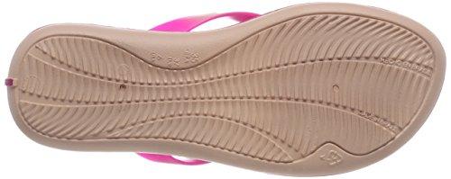 Rider Damen Smoothie IV Fem Zehentrenner Mehrfarbig (Pink/Pink)
