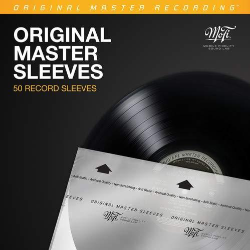 Schallplatteninnenhüllen - MFSL Original Master Sleeves | Packungsinhalt: 50 Stück - Vinyl Sleeve