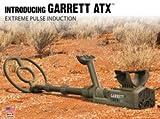Garrett-Metalldetektor ATX-Technologie Induktions vibrierend-Hardware für Forscher D 'Or.