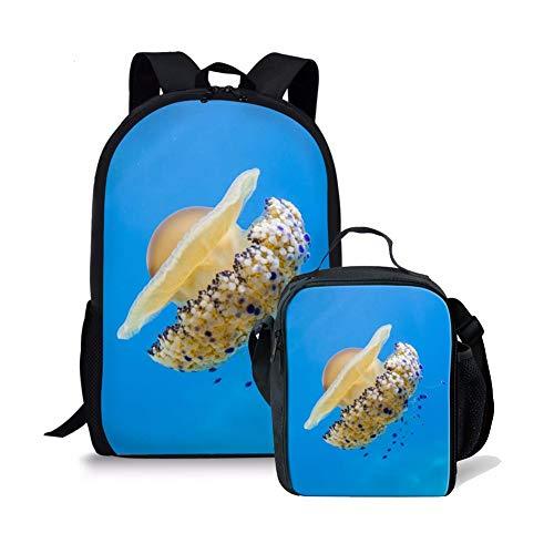 tasche Lunch Box Set für Kinder personalisierte Pferd drucken (Color : F 8, Size : -) ()
