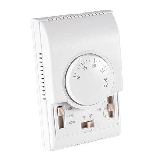 XCSOURCE 10-30C Parete elettronico termostato meccanico Camera