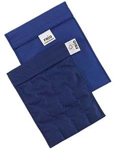 Frio Groß Kühltasche für Insulin, 14 x 19 cm, Blau