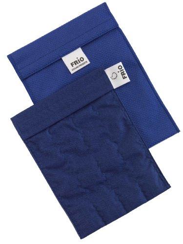 Frio - Bolsa isotérmica para mantener insulina, color azul, 14 x 19...