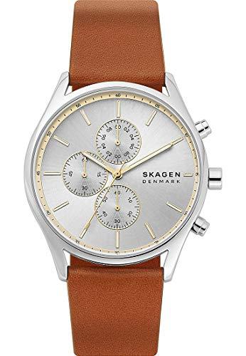 Skagen Herren-Uhren Quarz One Size 87922146