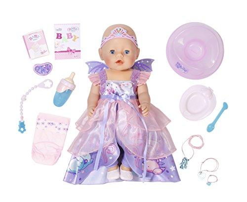 Zapf Creation 824191 - Baby Born Interactive Wonderland Puppe