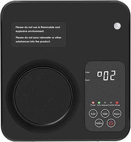 WANXIAN [Actualizado Purificador De Aire Inicio Generador De Ozono Ionizador De Aire Desodorizador De...