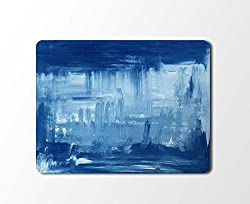 Mouse Pad | Printed Mouse Pad | Designer High Quality Waterproof Coating Gaming Mouse Pad /Mat with Smooth Surface-Blue