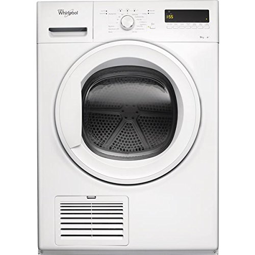 Whirlpool DDLX90110 Dryer - White