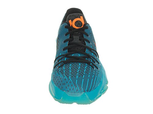 Nike KD 8 Breit Maschenweite BasketballSchuh Blau