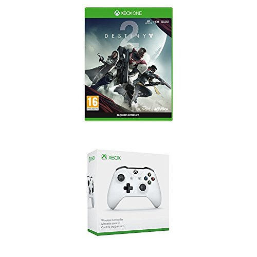 5030917217159 - Destiny 2 with Salute Emote (Exclusive to