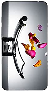 Timpax protective Armor Hard Bumper Back Case Cover. Multicolor printed on 3 Dimensional case with latest & finest graphic design art. Compatible with ASUS ZenFone Design No : TDZ-25018