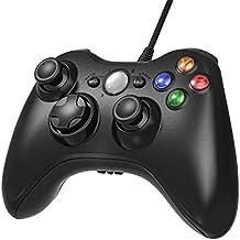 AiMis Game Controller per Xbox 360, Xbox 360 controller di gioco USB per Microsoft Xbox 360 PC Windows 7/ 8/ 10