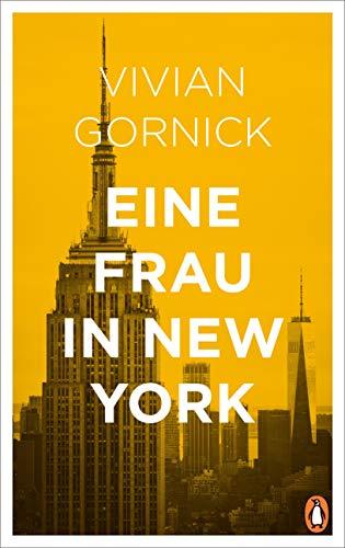 Buchseite und Rezensionen zu 'Eine Frau in New York' von Vivian Gornick