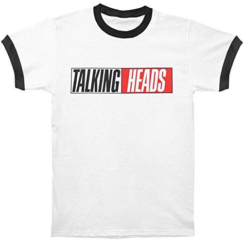 Die sprechenden Köpfe der modischen Männer wahre Geschichten-Vintages lustiges T-Shirt