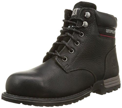 Caterpillar Freedom S1, Chaussures de sécurité femme - Noir (Black) - 40 EU
