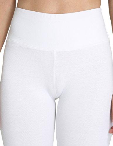 Berydale Damen Hochbund-Leggings Weiß (Weiß)