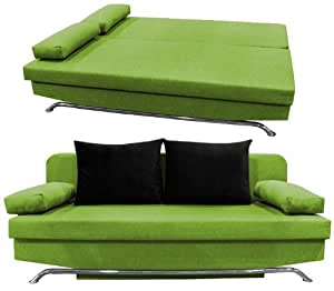 schlafcouch bettsofa schlafsofa bono mit bettkasten neu k che haushalt. Black Bedroom Furniture Sets. Home Design Ideas