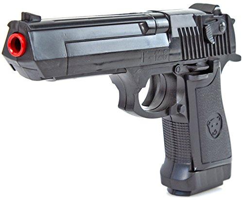 Unbekannt Research Ranger Softair Pistole ES-F unter 0,5 Joule freigegeben ab 14 J.