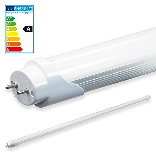 1x LEDVero T8/G13 SMD-LED Röhre milchig 60/90/100/120/150/160/180 cm, warmweiß, kaltweiß, neutralweiß
