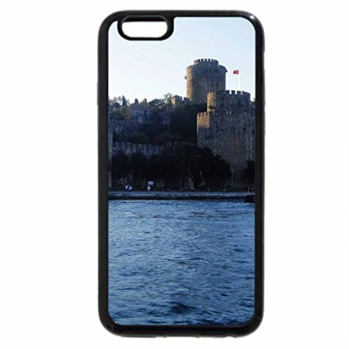 iPhone 6S / iPhone 6 Case (Black) battaglia blu