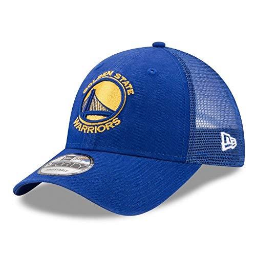 6645e03c golden state warriors hat. A NEW ERA Era Trucker Washed Golwar OTC Gorra,  Hombre, Azul, Talla Única
