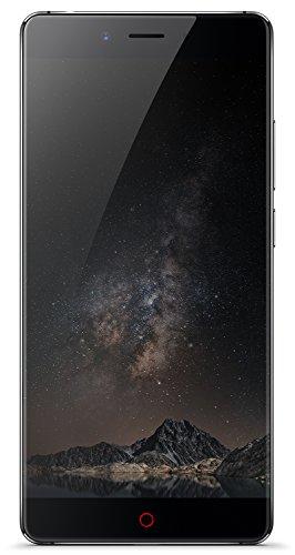 Nubia Z11 (Grey, 6GB RAM + 64GB Memory)