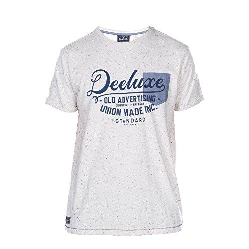 DeeLuxe Herren T-Shirt Burman Weiß