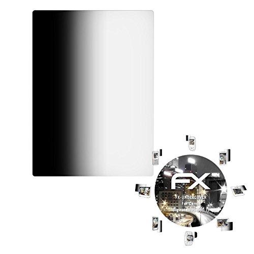 atFoliX Blickschutzfilter für Canon Digital IXUS 960 is Blickschutzfolie, 4-Wege Sichtschutz FX Schutzfolie Canon Digital Ixus 960 Is