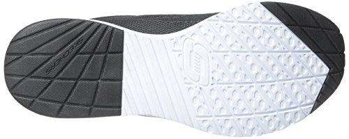 Skechers Sketch Air Infinity, Fitness Homme Noir (Noir/Blanc)