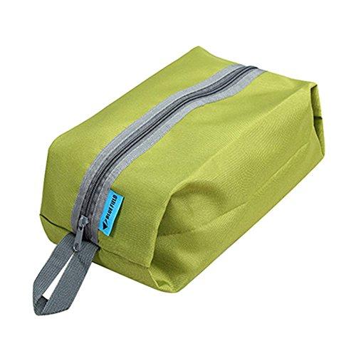 sanwood-portable-waterproof-travel-pouch-bag-zipper-toiletry-storage-green
