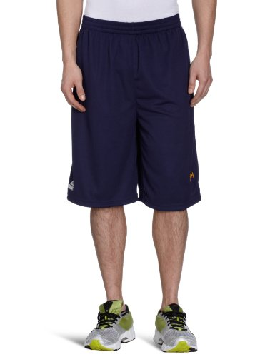 Peak Sport Europe, Pantaloni corti Uomo Shane Battier I, Blu (navy), XS