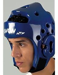 Kwon protección cabeza PU, Unisex, Blu - blu, L