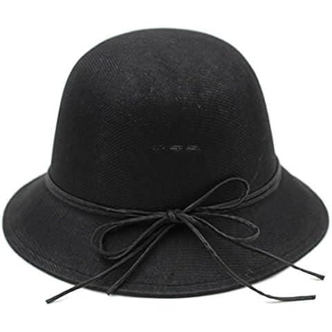protezione solare UV cappello primavera e l'estate/Benna della spiaggia cappello/Cappello da sole allaperto/Cappello parasole/ piccolo cappello femminile/Liang traspirante Mao - Serie Parasole