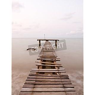 adrium old sea pier(12807269), Poster, 40 x 50 cm
