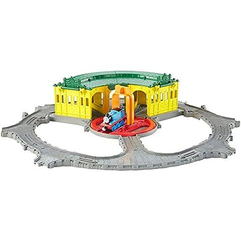 Thomas & Friends–Tren de juguete, diseño de Tidmouth cobertizos