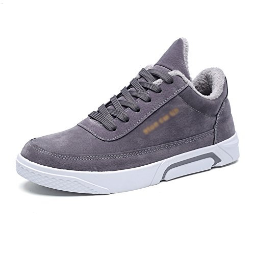 FEIFEI Scarpe da uomo Materiali di alta qualità Sport invernali Moda Per il tempo libero Mantieni caldo le scarpe 3 colori ( Colore : 03 , dimensioni : EU40/UK7/CN41 ) 01