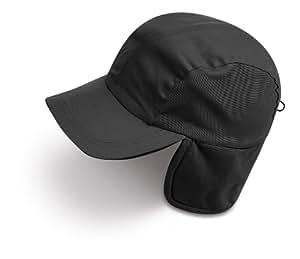 prevalente gamma completa di articoli il migliore Cappello con caldo pile e para orecchie con pile cappello ...
